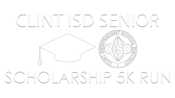 CLINT ISD SENIOR SCHOLARSHIP Virtual 5K Run