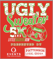 Ugly Sweater 5K Run & Little Dashers Run presented by Patterson Legal Group