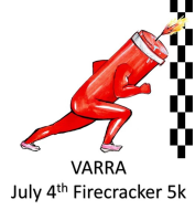 VARRA July 4th 2021 Firecracker 5k