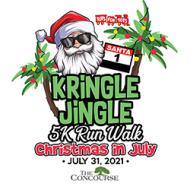 Kringle Jingle 5k - Run/Walk