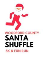 Woodford County Santa Shuffle 5K & Kids Elf Dash