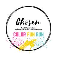 """1st Annual """"Chosen"""" Color 2 Mile Fun Run/ Walk"""