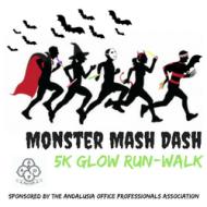 Monster Mash Dash 5K