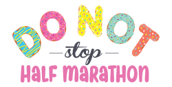 Donot Stop Half Marathon
