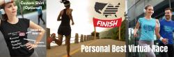 Run Raleigh Virtual 5K/10K/13.1 Race