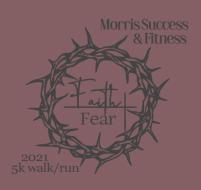 Faith Over Fear 5K (Virtual)