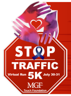 MGF Touch Foundation Stop Traffic 5k