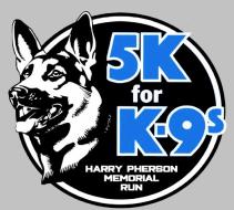 2021 5k for K-9s Harry Pherson Memorial Run