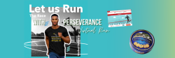 Let Us Run with Perseverance the Race Hebrews 12:1 Virtual Run