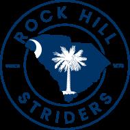 Rock Hill Striders Logo