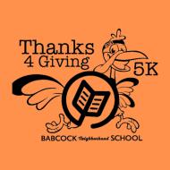 Thanks 4 Giving 5K