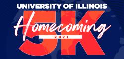 2021 Illinois Homecoming 5K Race