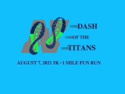 Dash of the Titans 2021