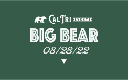 2022 Cal Tri Big Bear - 8.28.22