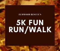 Elmwood Rescue Fall 5K Run/Walk