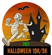 Halloween 10K/5K/1K Run Walk Creep Crawl or Roll