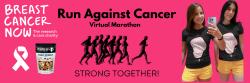 Run Against Breast Cancer Virtual Race