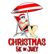 Christmas 5K in July