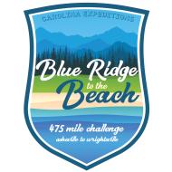 Blue Ridge to The Beach Challenge