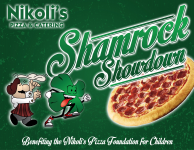 The Nikoli's Pizza SHAMROCK SHOWDOWN 5K