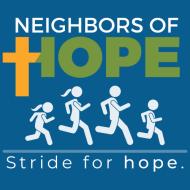 Neighbors Stride for Hope