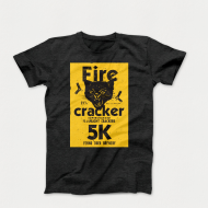 Flying Tiger Firecracker 5k Fundraiser Fun Run