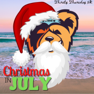 Thirsty Thursday Christmas in July 5K