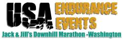 Jack & Jill Downhill Marathon, Half Marathon Washington