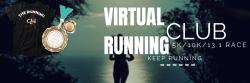 Virtual Running Club 5K/10K/13.1 Race