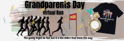 Grandparents Day Virtual Run