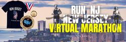Run NJ New Jersey Virtual Marathon