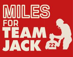 Miles for Team Jack 2021