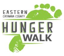 Eastern Catawba County Hunger Walk