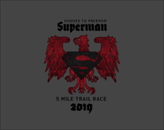 Superman 5 Mile Trail Race