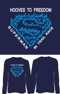 Superman 8K Trail Race & 1 Mile Fun Run