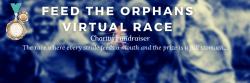 Feed the Orphans Virtual  Race