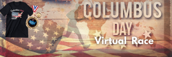 Run Columbus Day Virtual Race