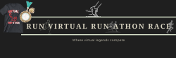 Run Virtual Run-athon Race