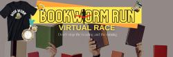 Bookworms Run Virtual Race