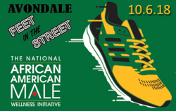 Avondale Feet in the Street 5K & African-American Male Wellness Walk