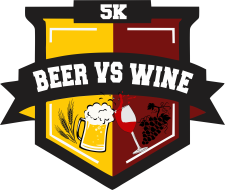 Beer Vs Wine 5k at 450 North Brewing Company & Simmons Winery