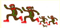 YMCA Gingerbread Jog 5K & 1 Mile