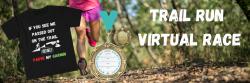 Trail Run Virtual Half Marathon