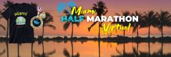 Miami Half Marathon Virtual Race