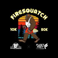 Firesquatch 10K, Half & 50K
