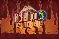 10th Annual McKelligon Canyon Challenge