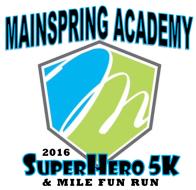 3rd Annual Superhero 5k & Mile Fun Run