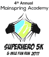 4th Annual Superhero 5k & Mile Fun Run