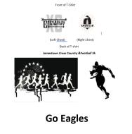 Jamestown Cross Country & Football Kick Off 5k
