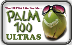 PALM100 Ultras at the Beach